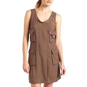 BCBG Max Azria Evon tart pocket dress